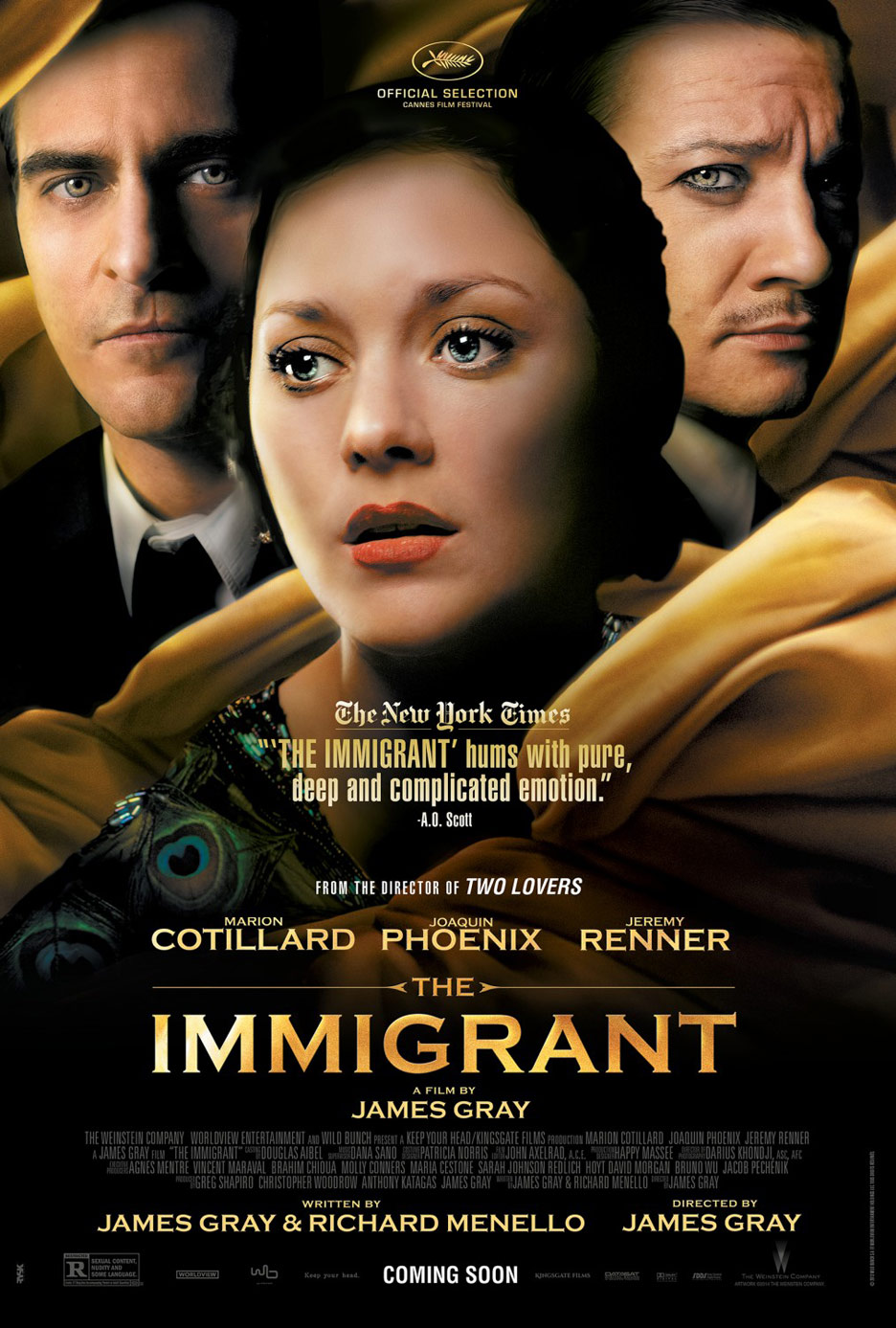 The Immigrant Poster #7