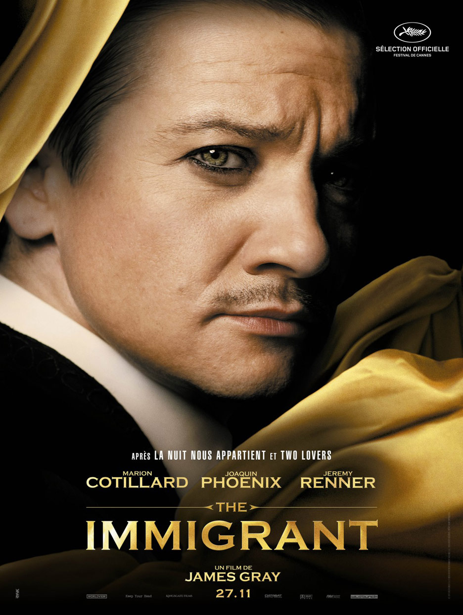 The Immigrant Poster #1
