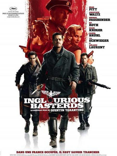 Inglourious Basterds Poster #12