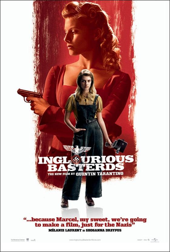 Inglourious Basterds Poster #17