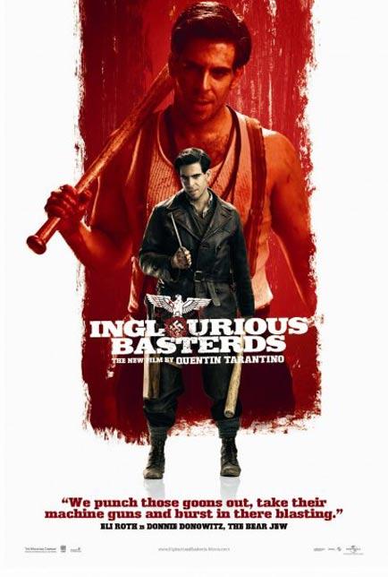 Inglourious Basterds Poster #19