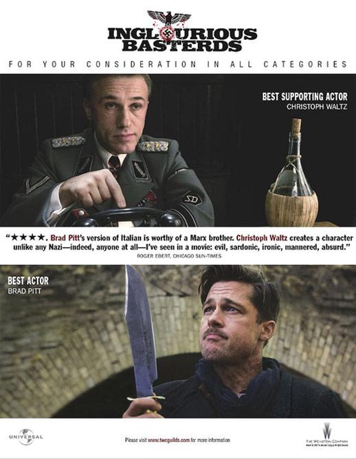 Inglourious Basterds Poster #26