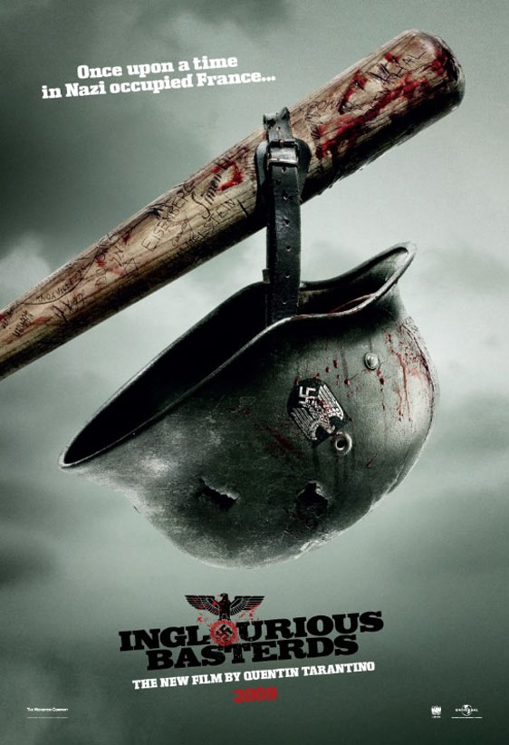 Inglourious Basterds Poster #4