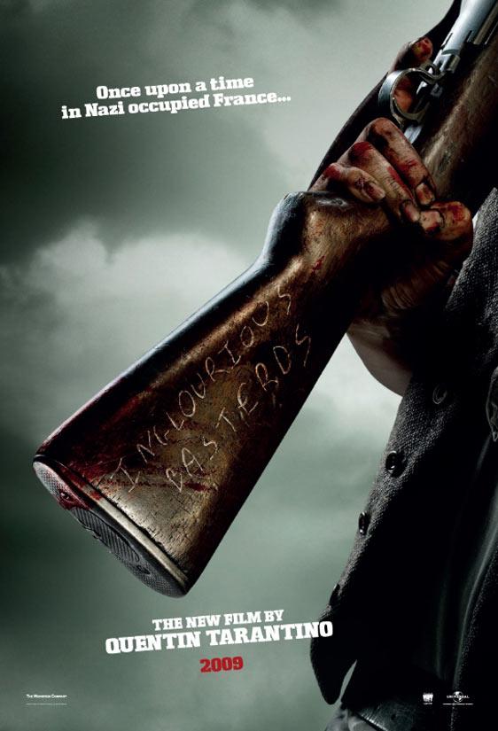 Inglourious Basterds Poster #5