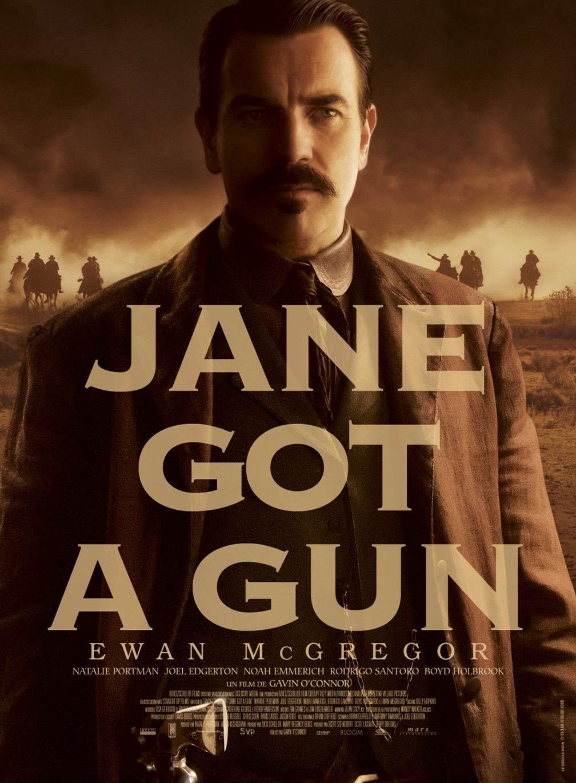 Jane Got a Gun Poster #3