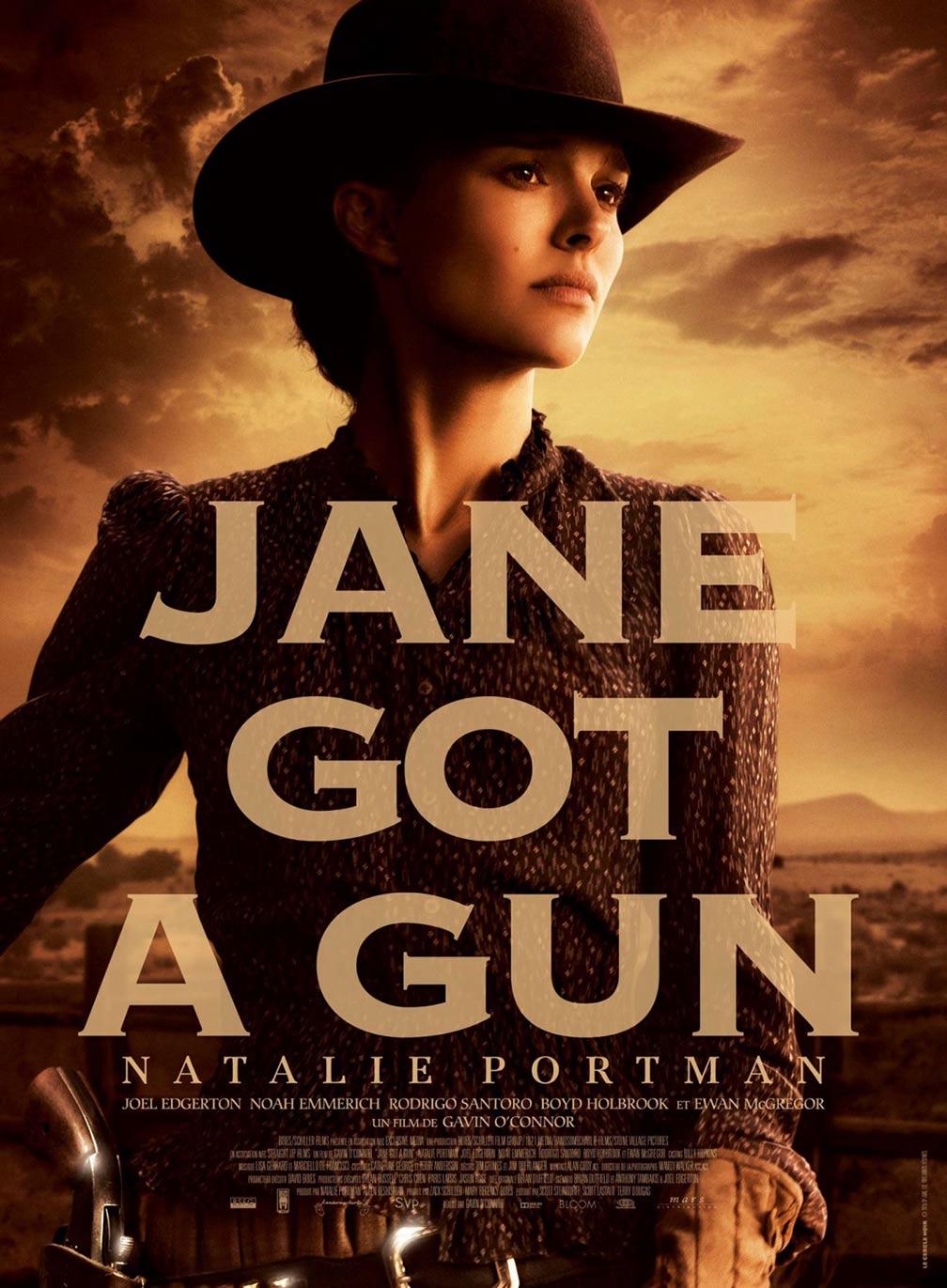 Jane Got a Gun Poster #1