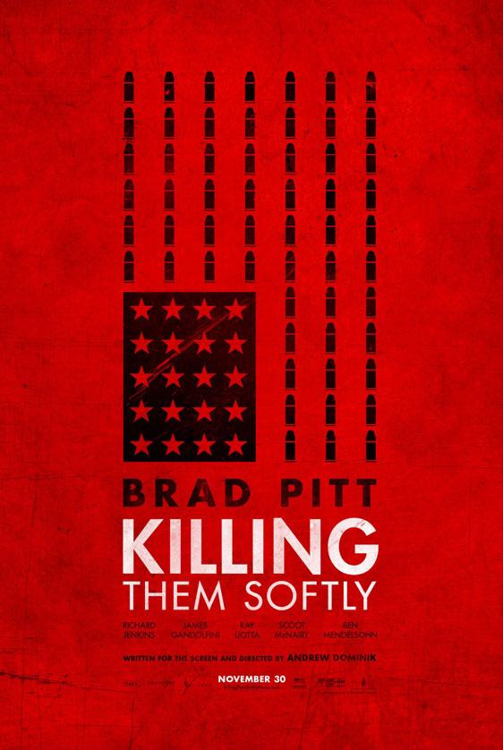 Killing Them Softly Poster #10