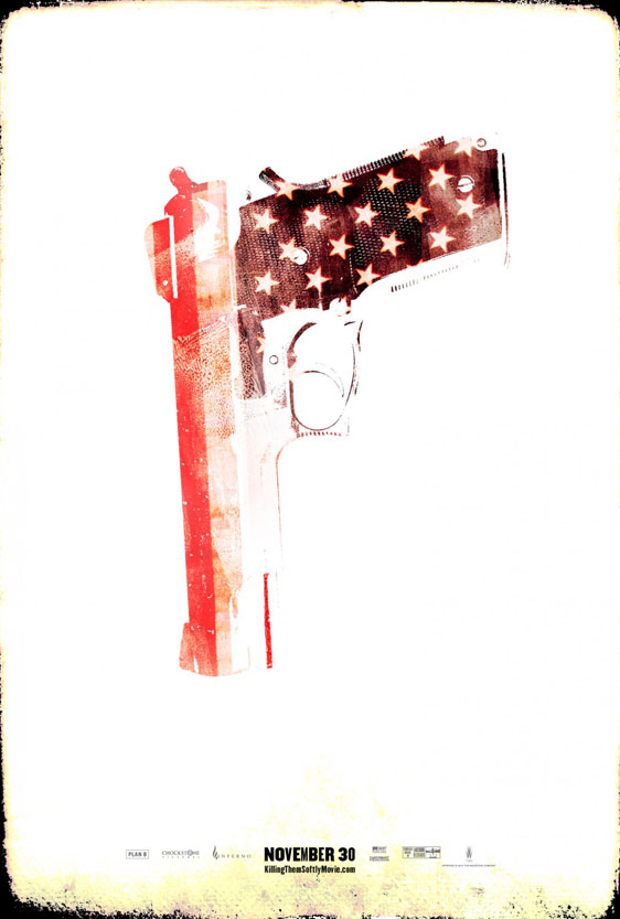 Killing Them Softly Poster #11