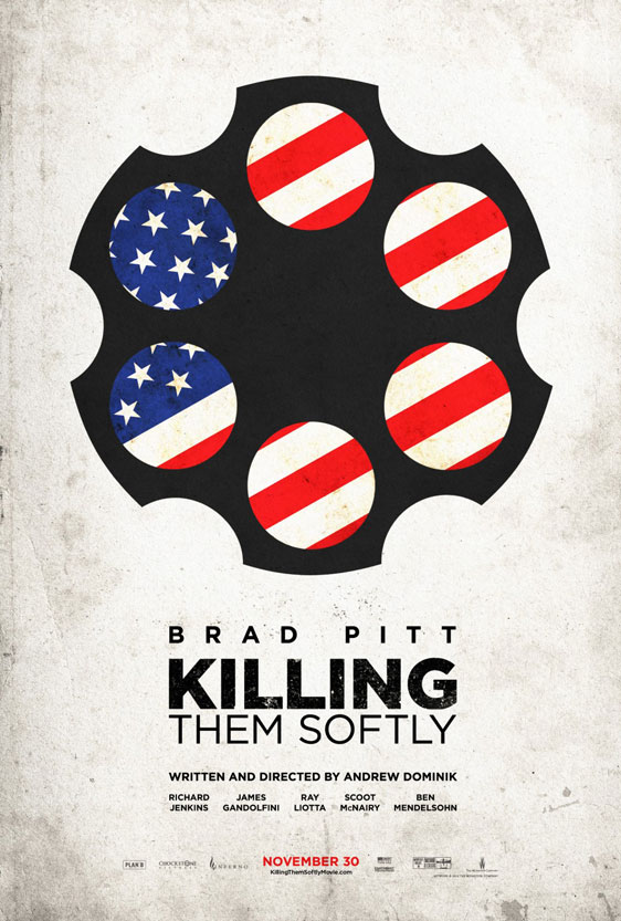 Killing Them Softly Poster #14