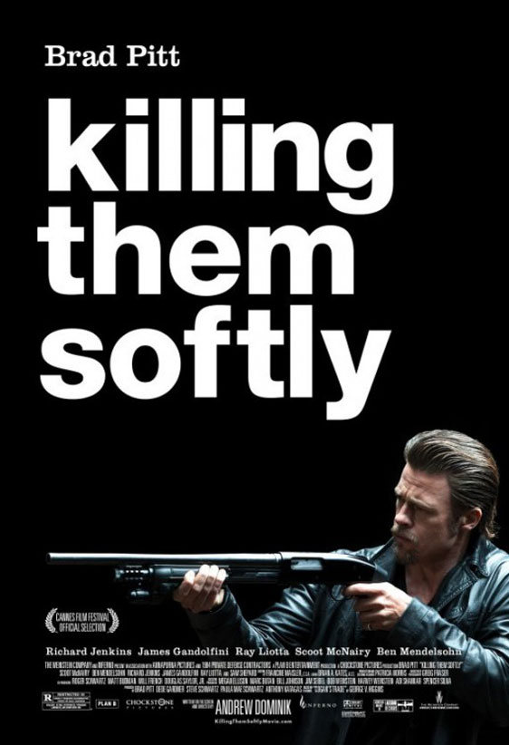Killing Them Softly Poster #2