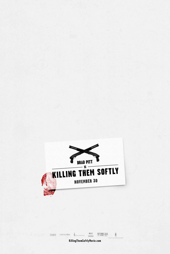 Killing Them Softly Poster #7