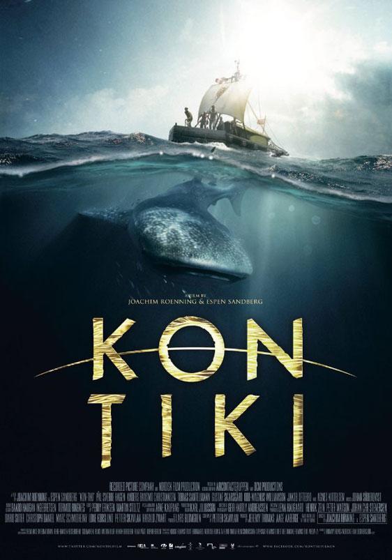 Kon-Tiki Poster #1