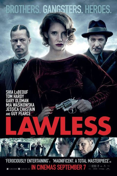 Lawless Poster #11
