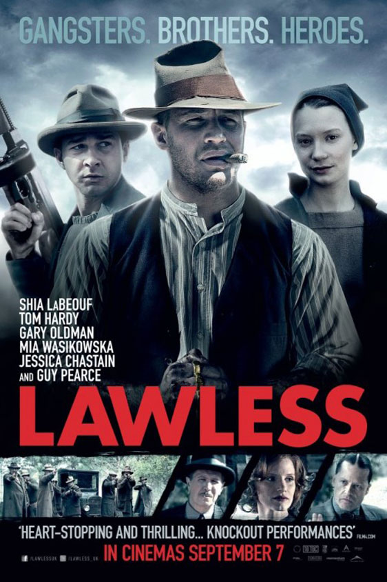 Lawless Poster #13