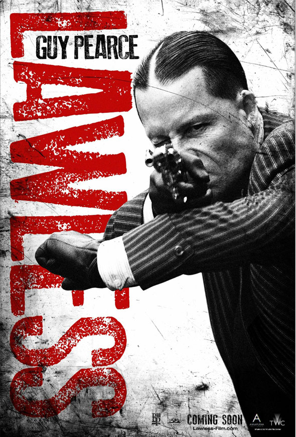 Lawless Poster #5