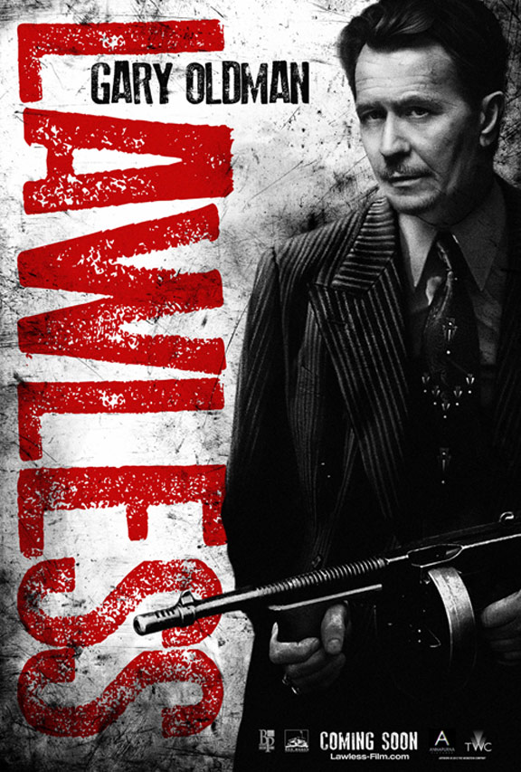Lawless Poster #7