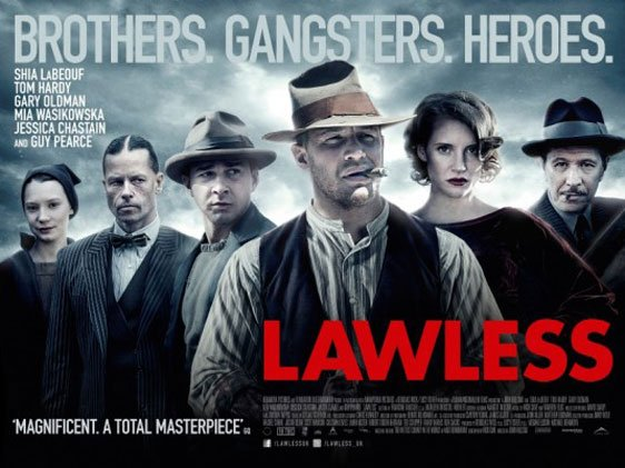 Lawless Poster #8