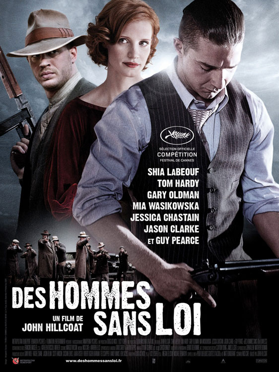 Lawless Poster #9