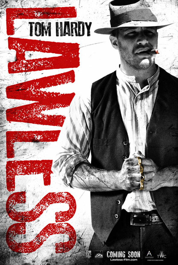 Lawless Poster #1
