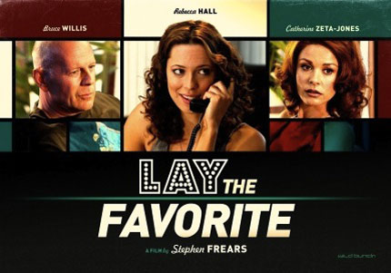 Lay the Favorite Poster #1