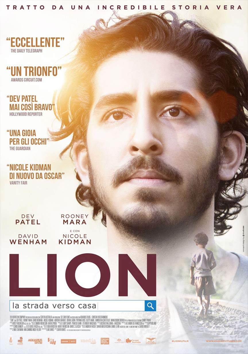 Lion Poster #3