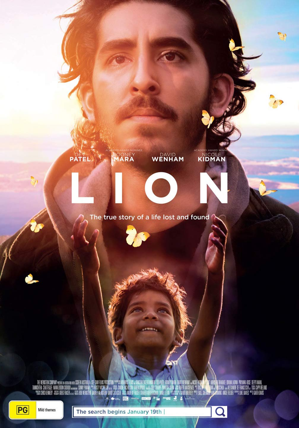 Lion Poster #5