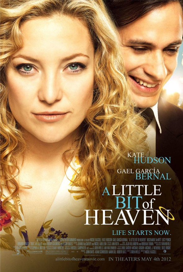 A Little Bit of Heaven Poster #1