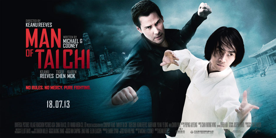 Man of Tai Chi Poster #2