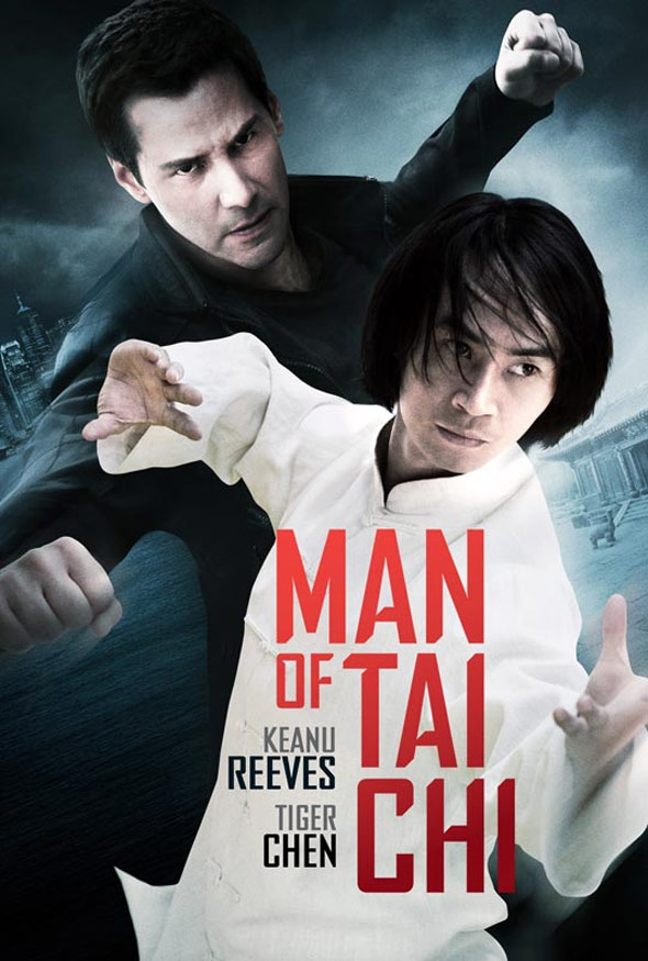 Man of Tai Chi Poster #1