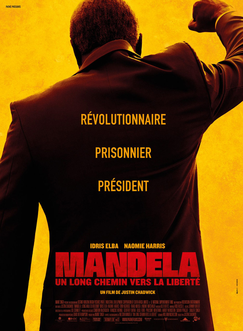 Mandela: Long Walk to Freedom Poster #7
