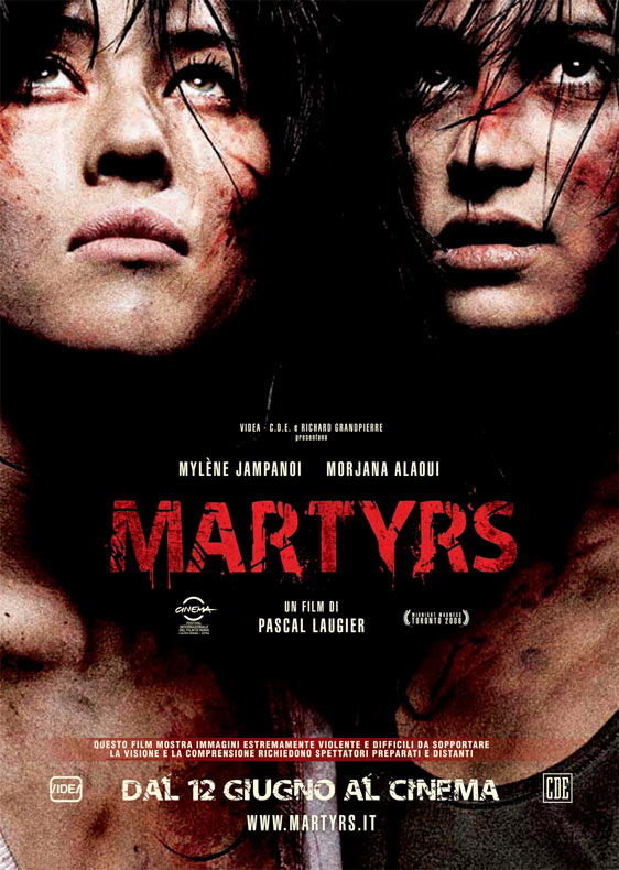 Martyrs Poster #11