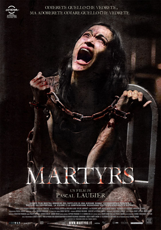 Martyrs Poster #12