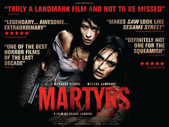 Martyrs Poster #2