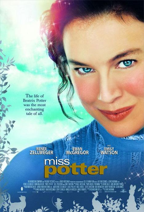 Miss Potter Poster #1