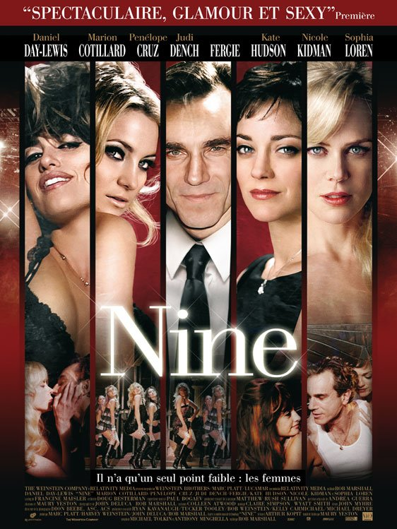 Nine Poster #13