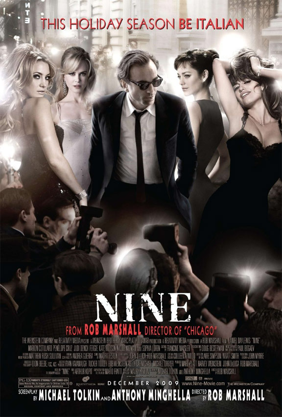 Nine Poster #3