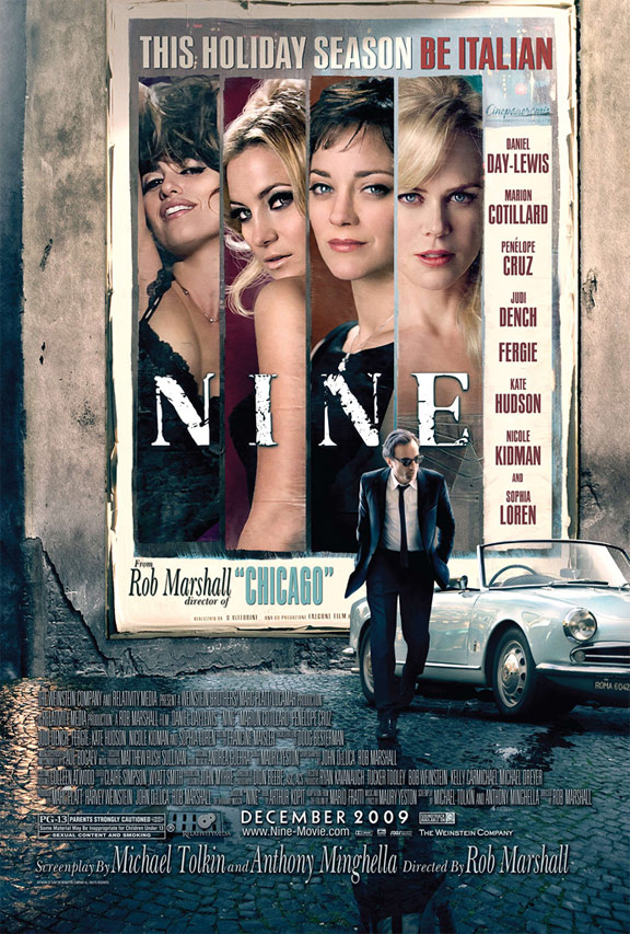 Nine Poster #4
