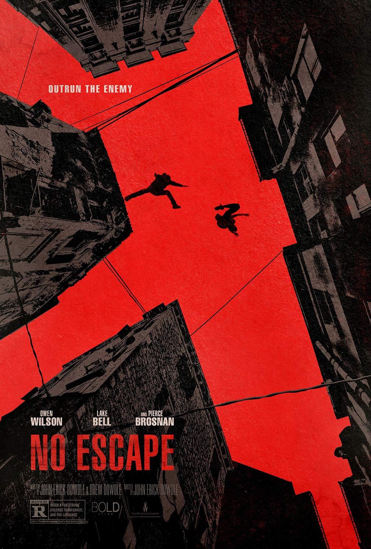 No Escape Poster #3