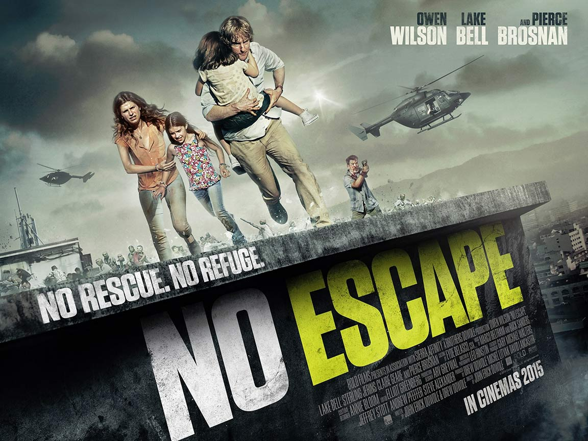 No Escape Poster #4