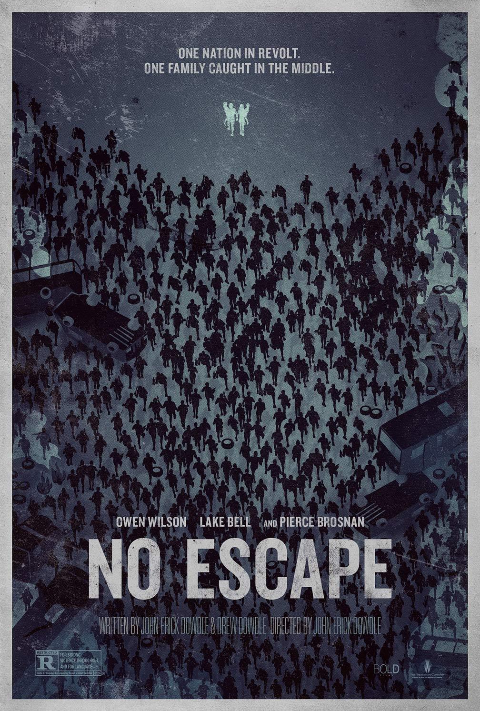 No Escape Poster #5