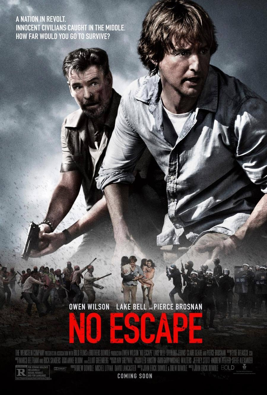 No Escape Poster #1