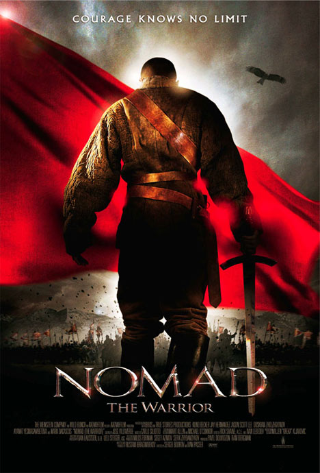 Nomad: The Warrior Poster #1