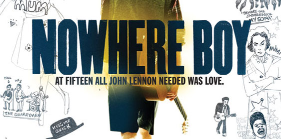 Nowhere Boy Poster #1