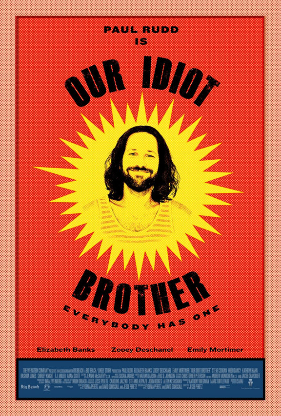 Our Idiot Brother Poster #1