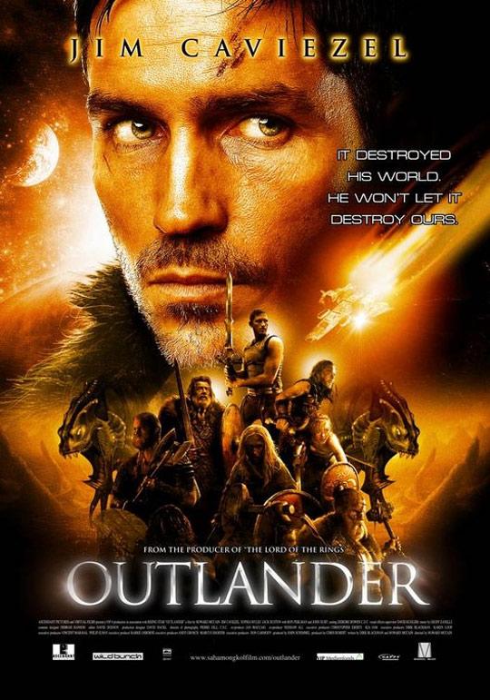 Outlander Poster #4