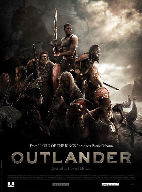 Outlander Poster #1