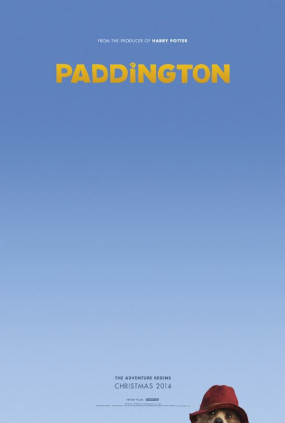 Paddington Poster #2