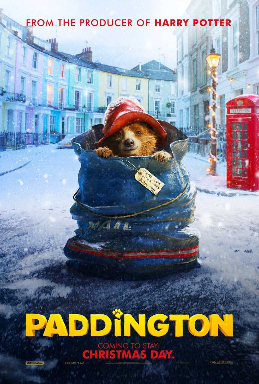 Paddington Poster #4