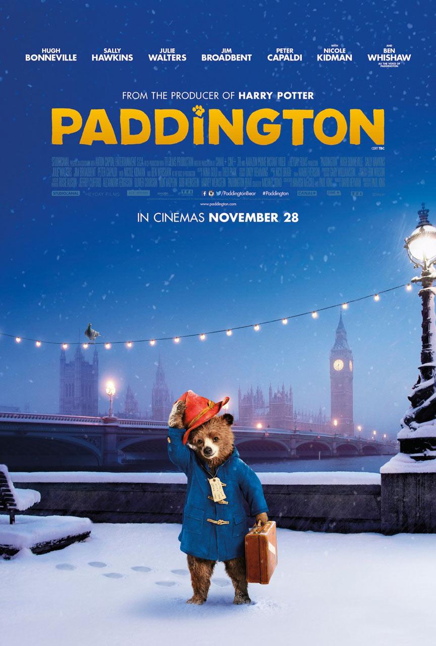 Paddington Poster #6