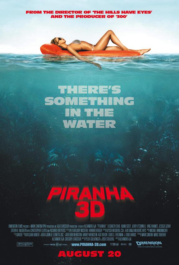Piranha 3D Poster #4